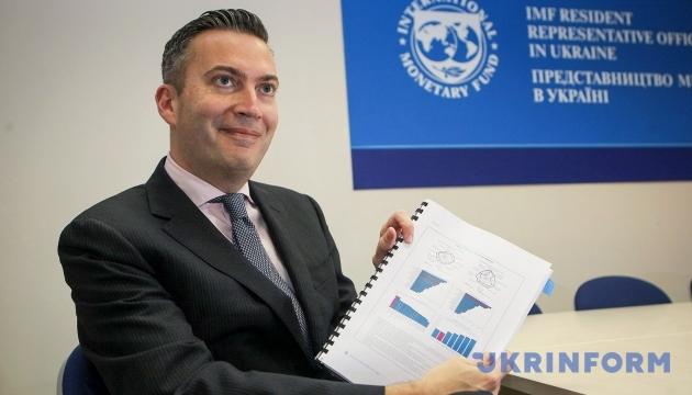МВФ об очередном транше: сначала бюджет - потом деньги