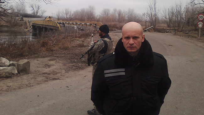 Ярослав Галас.Фото: zakarpattya.net.ua