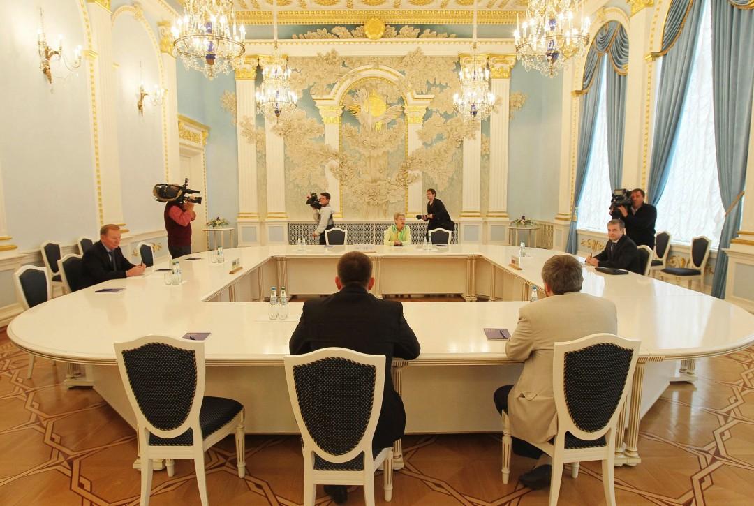 Украинская попытка «перевернуть стол», или «новый Минск» (окончание)