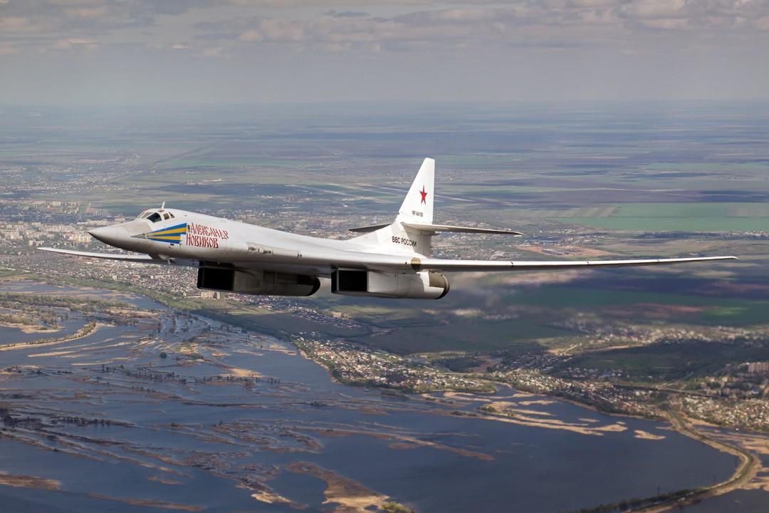 Ту-160. Фото: ru.wikipedia.org