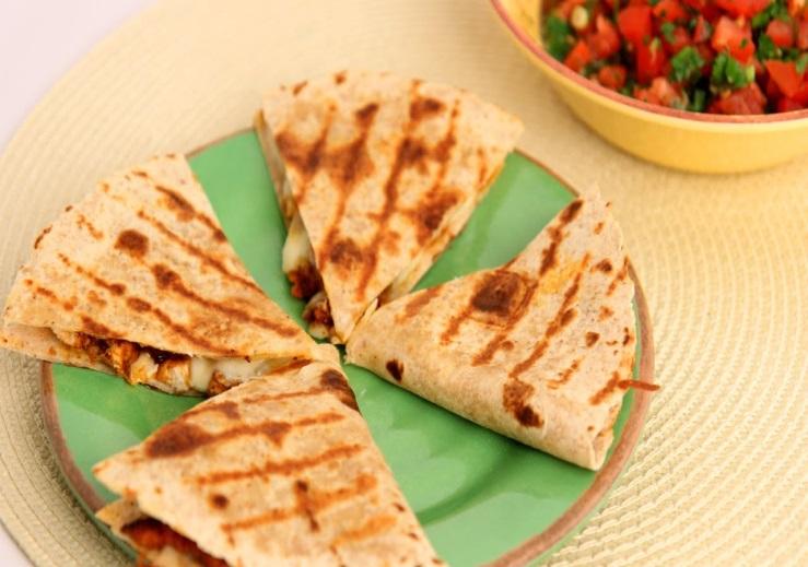 Фото: Мексиканская еда