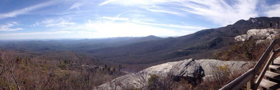 Фото: Горы Аппалачи. Северная Каролина