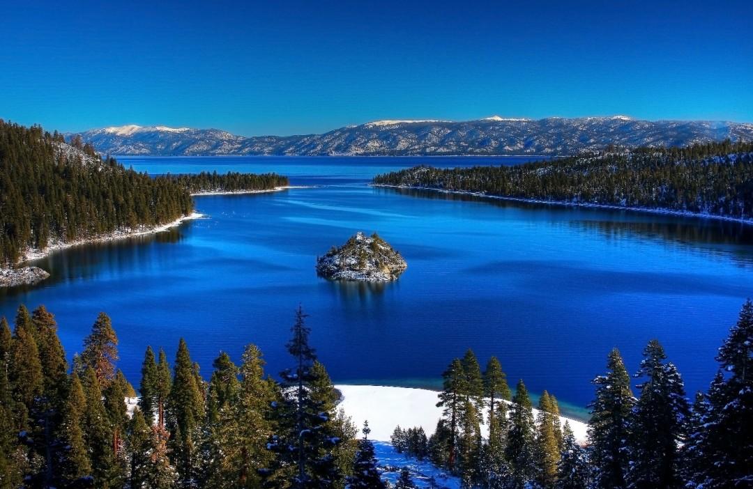 Фото: Озеро Тахо