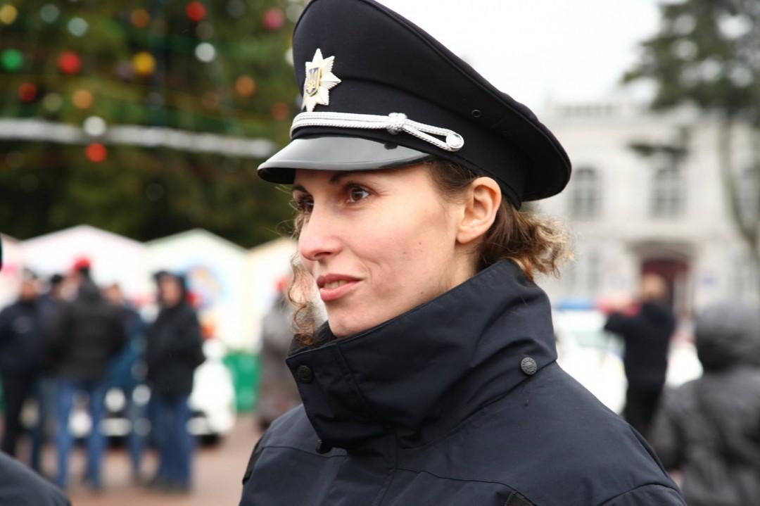 УХмельницькому з'явилися поліцейські