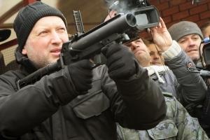 Олександр Турчинов: Тероризм. Гібридна війна. Росія