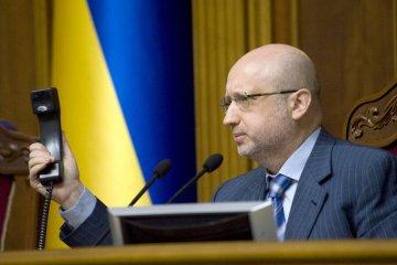 Turchýnov: El Kremlin es responsable de las provocaciones sangrientas