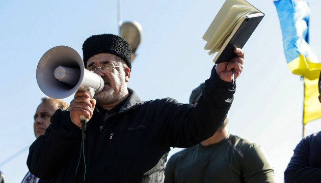 Чубаров підтримав блокування російських фур і закликав робити те саме в Білорусі та Балтії