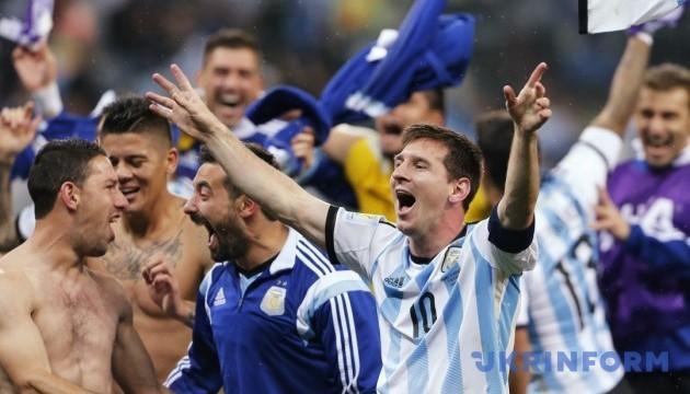 Мессі повертається до збірної Аргентини