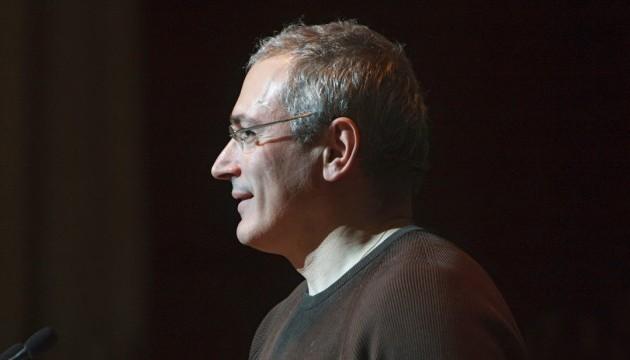 Ходорковський у разі приходу до влади обіцяє Путіну недоторканність