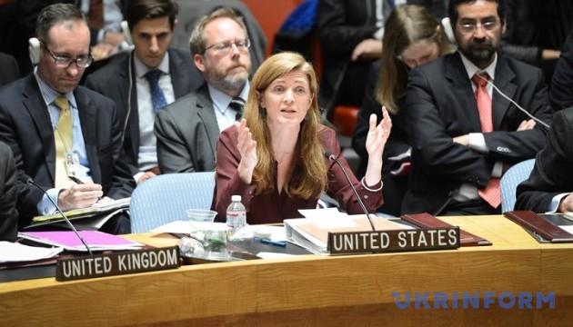 США, Британія і Франція терміново збирають Радбез ООН