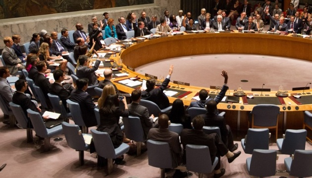США, Франція і Британія провалили в Радбезі ООН російську резолюцію щодо Сирії