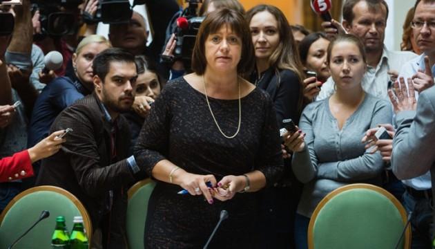 Министр финансов заверила, что Украина скоро выберется из кризиса