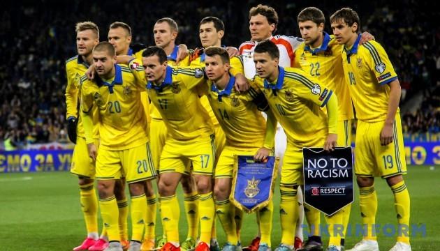 Порошенко побажав успіху українським футболістам