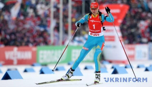 Підгрушна виграла спринт на канадському етапі Кубка світу з біатлону
