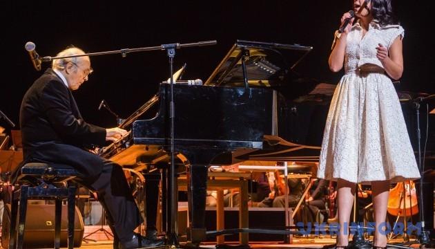 Джамала представила свою пісню на Євробачення