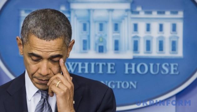 """Обама: Путін """"поставив не на того коня"""""""