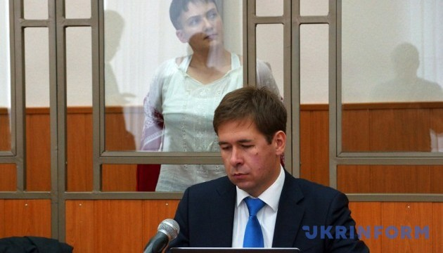 Савченко пояснила, чому загинули російські журналісти