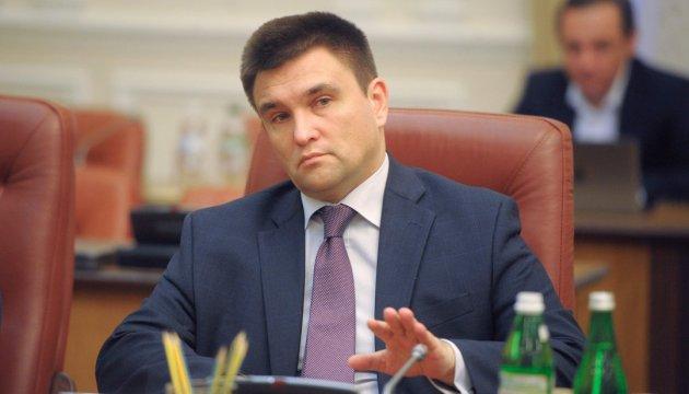 Клімкін пообіцяв показати Нідерландам сучасну Україну