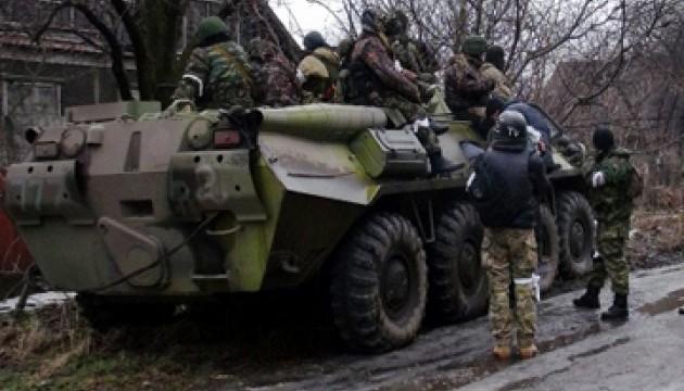 Двое скрепно-рукожопых боевиков утонули на БТР во время учений – разведка