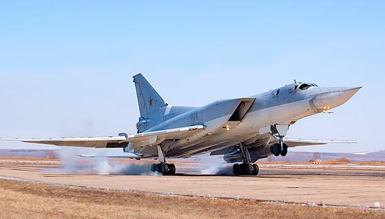 Росія перекинула в Іран далекі бомбардувальники Ту-22М3
