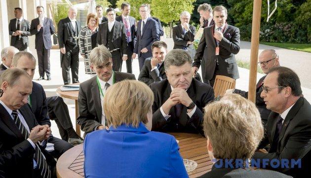 Порошенко просить у ЄС спецмісію на Донбас