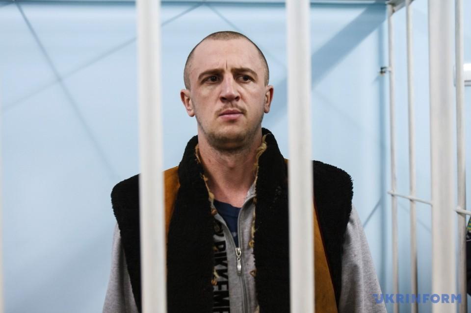 Василь Василинюк (позивний Цвик)