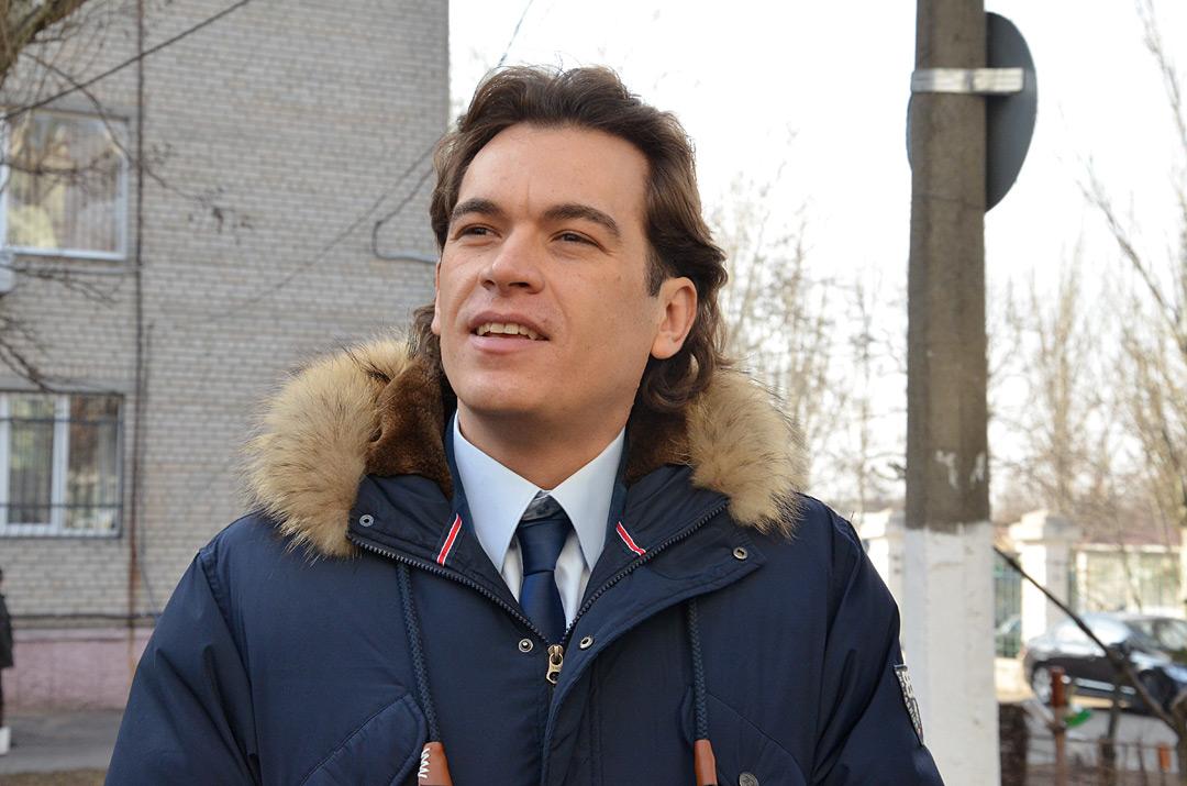 Віталій Воронов. Фото: Нік-весті
