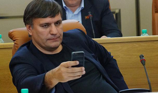 Константин Сенченко / Фото: http://kavtoday.ru
