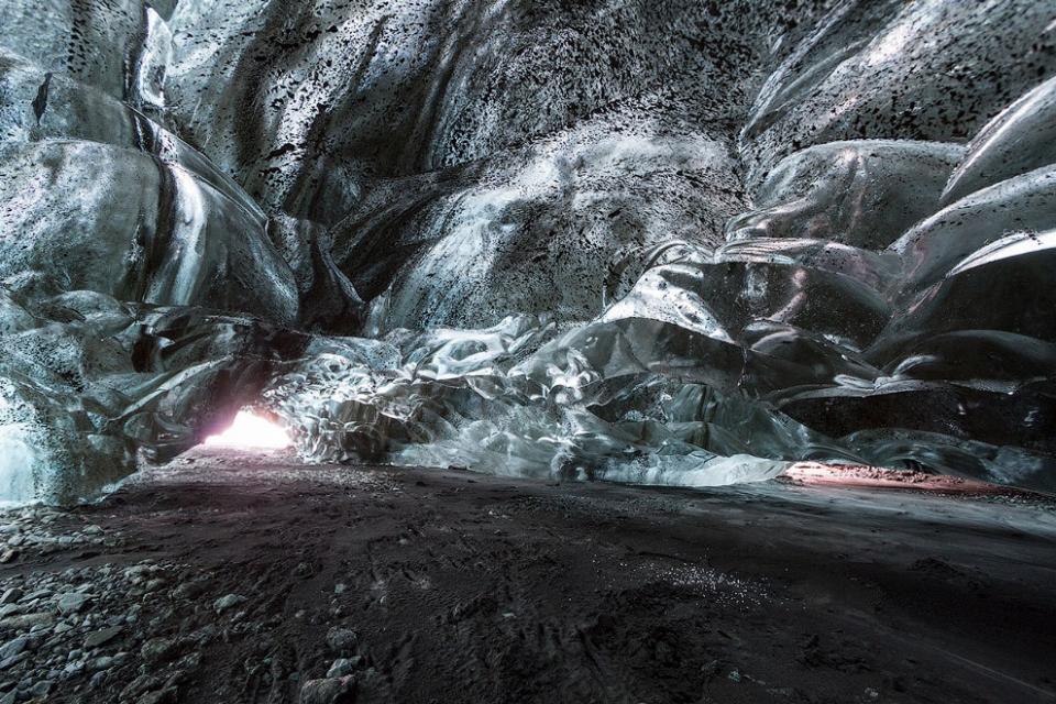 Унікальні місця: Живий льодовик Ісландії