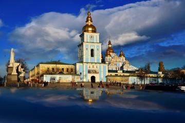 Михайловский Златоверхий снова будет бить в колокола в память о Майдане