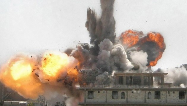 Пентагон заявил, что авиация США разбомбила в Ираке оружейный завод ИГИЛ