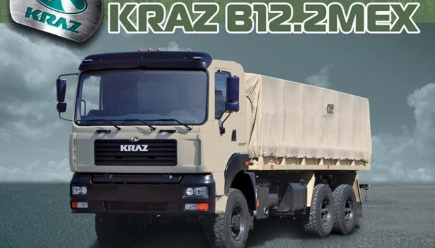 КрАЗ готовит замену МАЗу и КамАЗу для армии