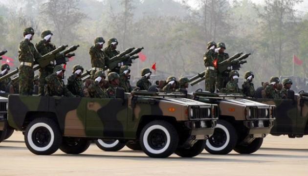 Китай почав будівництво першого закордонного військового аванпосту