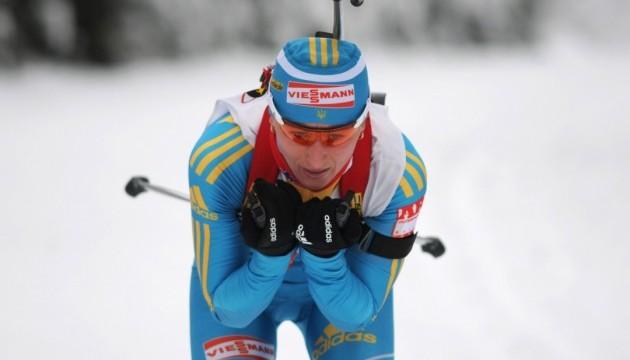 Валя Семеренко выиграла спринт на Кубке Словении по биатлону