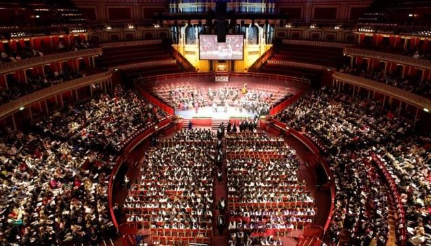 Самый престижный зал Лондона закрыт для исполнителей из