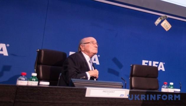 Коррупционный скандал в ФИФА: против Блаттера открыли еще одно дело