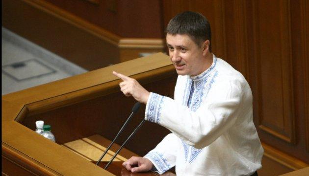 Кириленко нагадав Раді про 28 урядових законопроектів