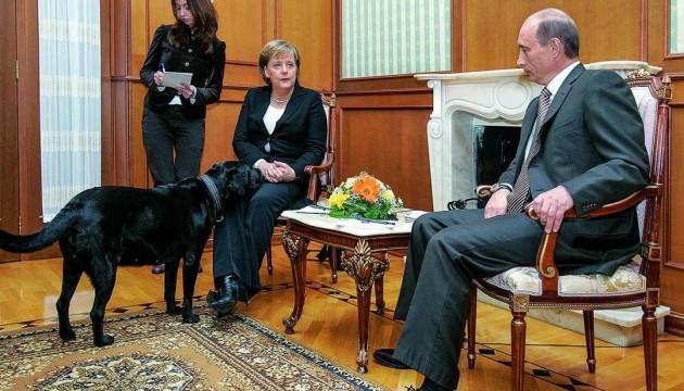 Меркель закликала Путіна «використати свій вплив на сепаратистів»