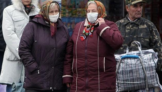 На оккупированном Донбассе грипп унес жизни 300 человек