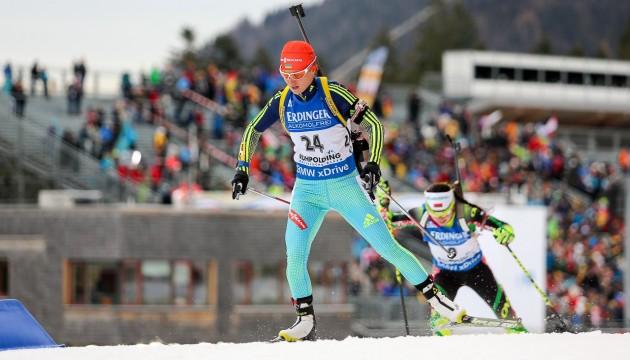 Украинские биатлонистки взяли золото в эстафете этапа Кубка мира