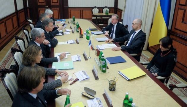 Яценюк збере спільну колегію МВС і Мін'юсту