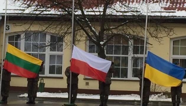 В Польше стартуют сертификационные командно-штабные учения ЛитПолУкрБрига