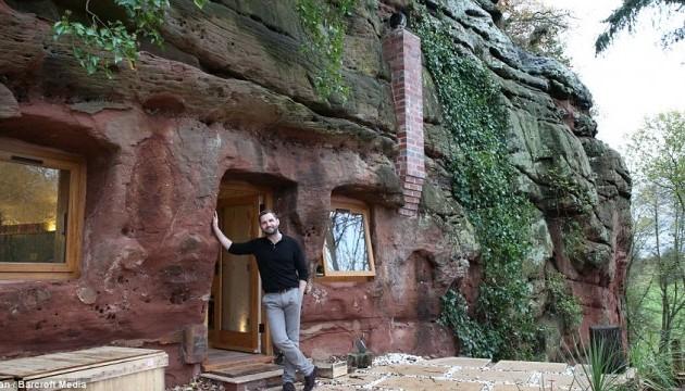 Бізнесмен зробив люкс-апартаменти у печері, якій 250 млн років