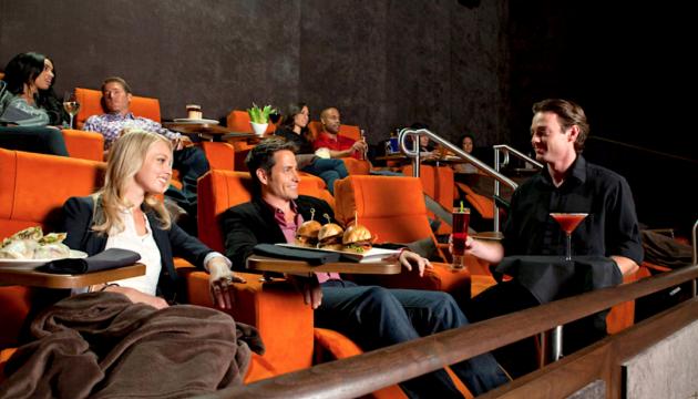 В Італії з'явиться кінотеатр-ресторан