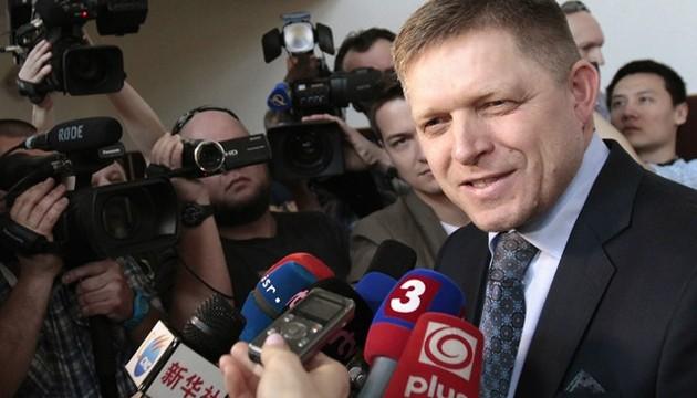 Словакия готова и далее гарантировать реверс газа в Украину - Фицо