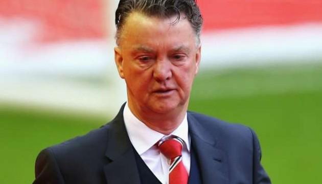 """Ван Гал не хоче йти з """"Манчестер Юнайтед"""""""