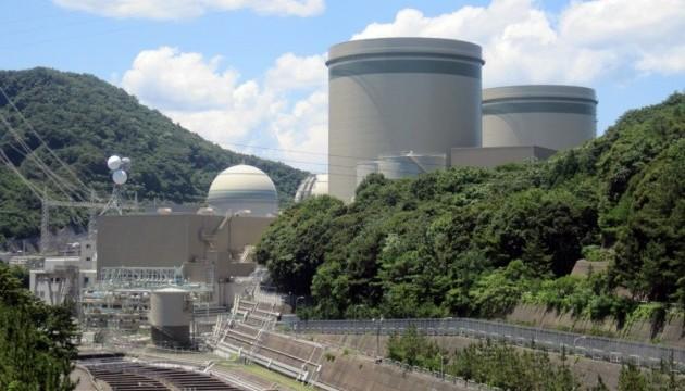 Японія запустила третій атомний реактор
