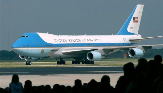 Для президента США замовили новий літак