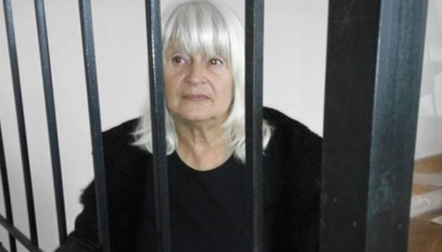 Суд заарештував правозахисницю Лордкіпанідзе