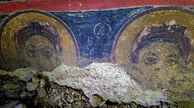 У Туреччині знайшли найдавнішу християнську церкву під землею (+ Фото)